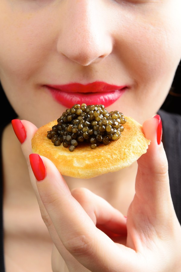Caviar for Love
